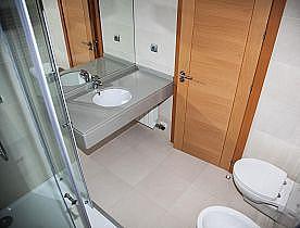Baño - Piso en alquiler en calle Alfonso V de Aragon, Delicias en Zaragoza - 239832213
