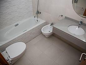 Baño - Piso en alquiler en calle Alfonso V de Aragon, Delicias en Zaragoza - 239832227