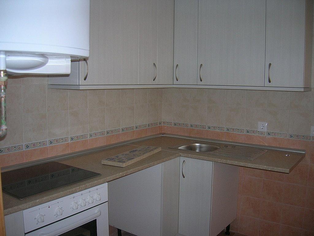 Cocina - Piso en alquiler en calle De Laestacion, Yuncler - 299274098