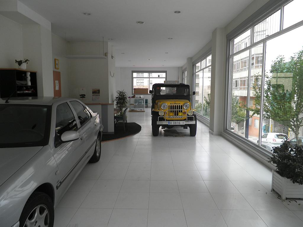 Local comercial en alquiler en calle Calvario, Calvario-Santa Rita-Casablanca en Vigo - 293129828