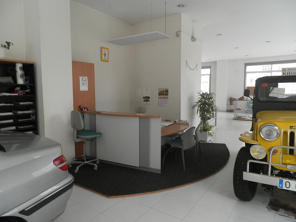 Local comercial en alquiler en calle Calvario, Calvario-Santa Rita-Casablanca en Vigo - 293129831