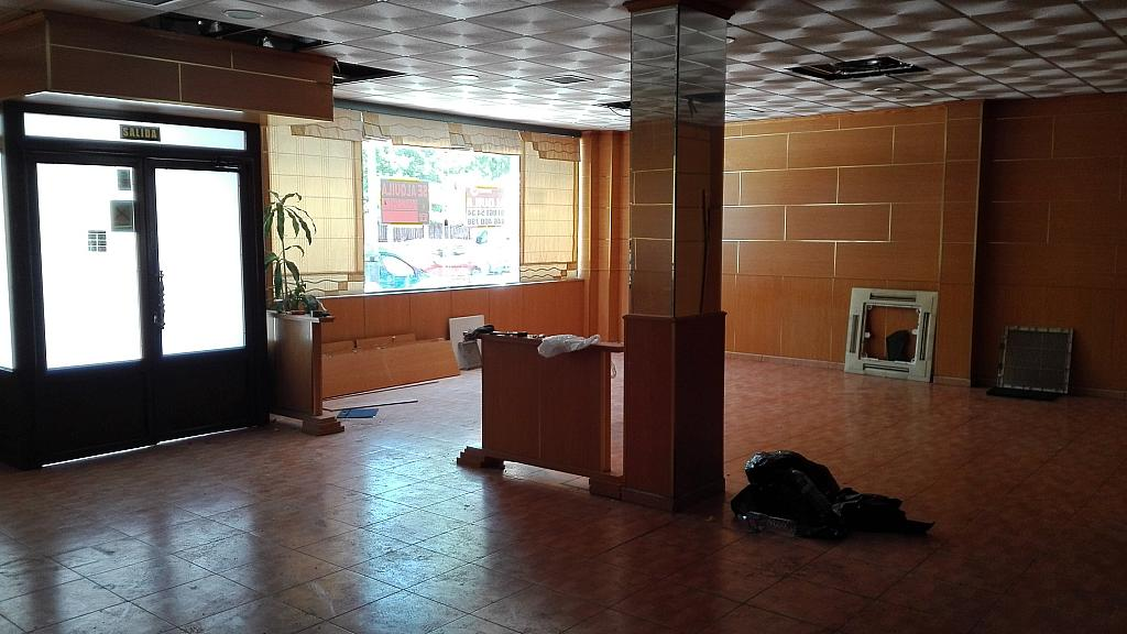 Salón - Local comercial en alquiler en calle Ibiza, Humanes de Madrid - 295389060