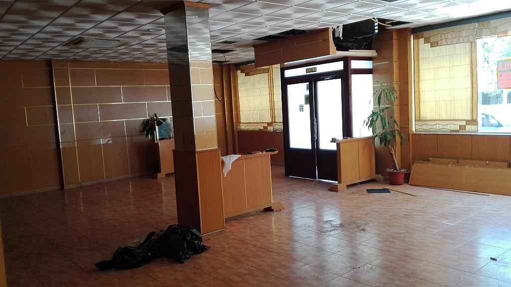 Salón - Local comercial en alquiler en calle Ibiza, Humanes de Madrid - 295389068