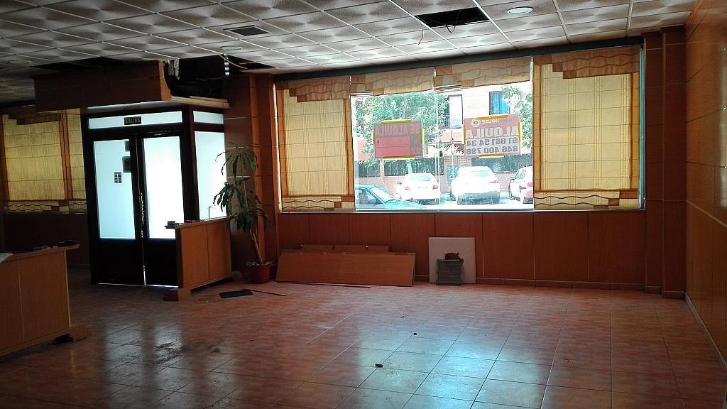 Salón - Local comercial en alquiler en calle Ibiza, Humanes de Madrid - 295389071