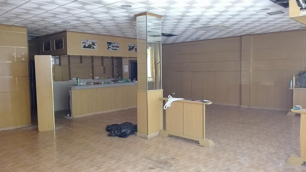 Salón - Local comercial en alquiler en calle Ibiza, Humanes de Madrid - 295389074
