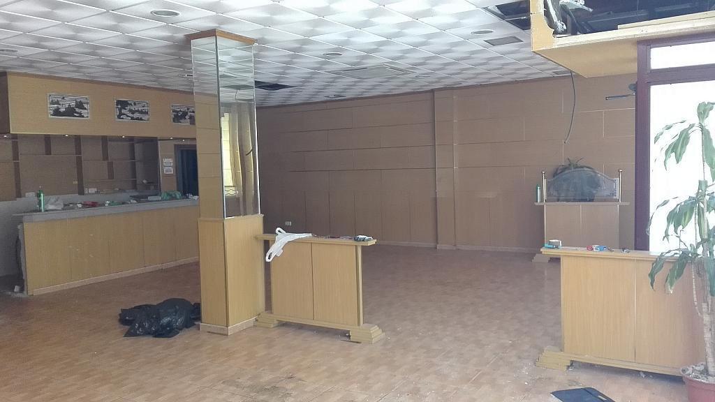 Salón - Local comercial en alquiler en calle Ibiza, Humanes de Madrid - 295389077