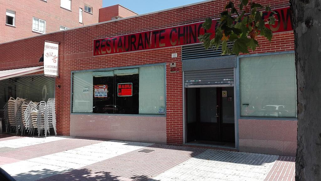 Fachada - Local comercial en alquiler en calle Ibiza, Humanes de Madrid - 295389093