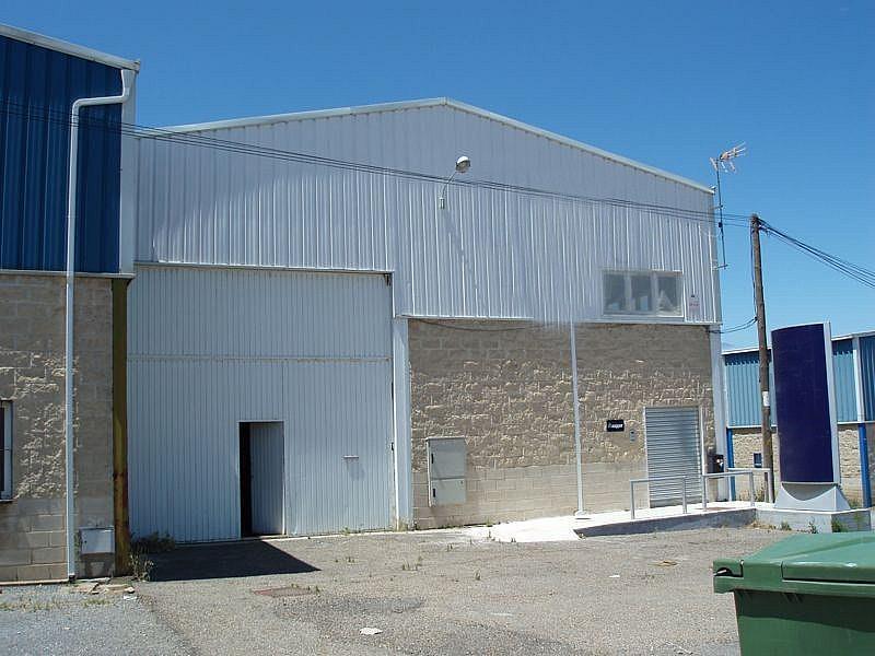 Fachada - Nave industrial en alquiler opción compra en calle Carretera Aldea de la Valdoncina, Valverde de la Virgen - 242295870