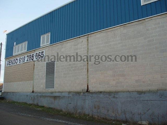 Fachada - Nave industrial en alquiler opción compra en calle Carretera Aldea de la Valdoncina, Valverde de la Virgen - 242295876
