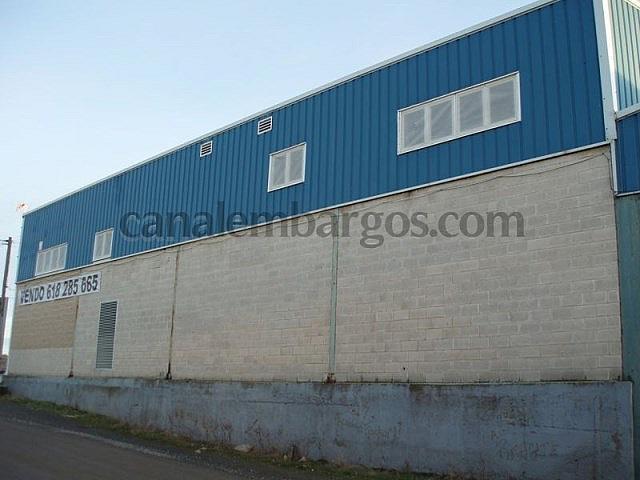 Fachada - Nave industrial en alquiler opción compra en calle Carretera Aldea de la Valdoncina, Valverde de la Virgen - 242295879