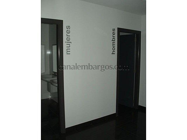 Baños - Nave industrial en alquiler opción compra en calle Carretera Aldea de la Valdoncina, Valverde de la Virgen - 242295891