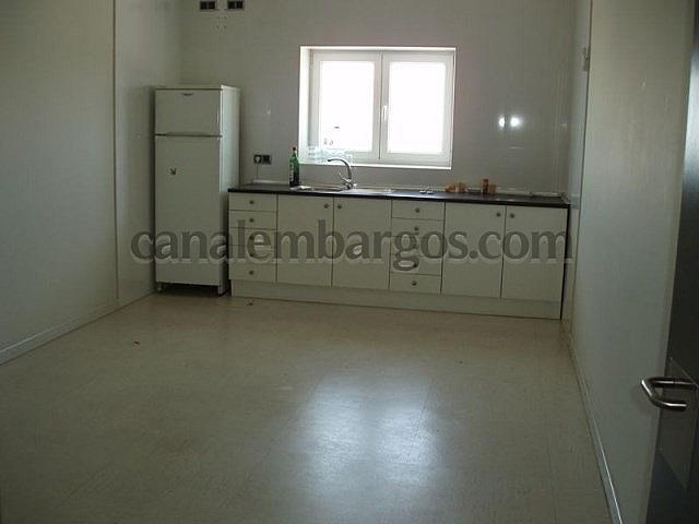 Cocina - Nave industrial en alquiler opción compra en calle Carretera Aldea de la Valdoncina, Valverde de la Virgen - 242295900