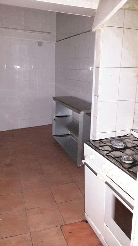 Cocina - Local comercial en alquiler en calle Quart, El Botànic en Valencia - 194549708
