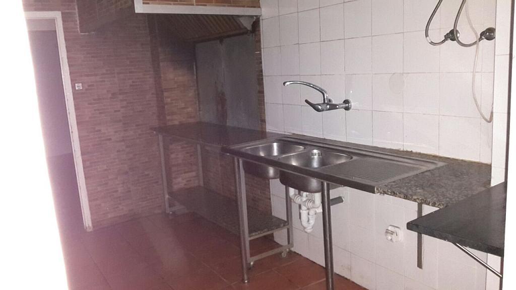 Cocina - Local comercial en alquiler en calle Quart, El Botànic en Valencia - 194549718