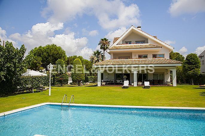 Casa en alquiler en Terramar en Sitges - 272268066