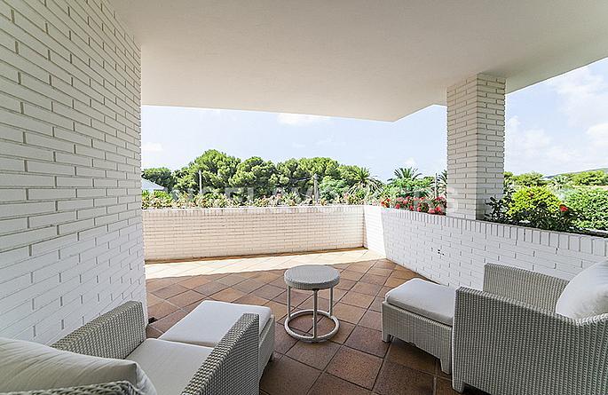 Casa en alquiler en Terramar en Sitges - 272268176