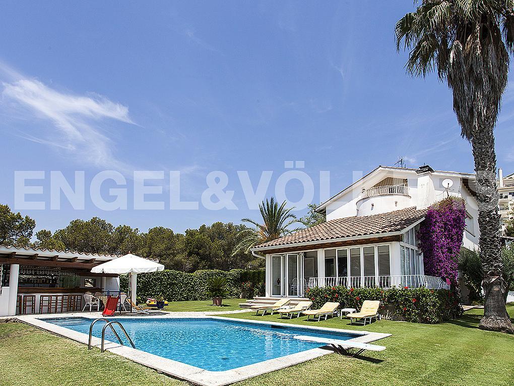 Casa en alquiler en Santa barbara en Sitges - 292415942