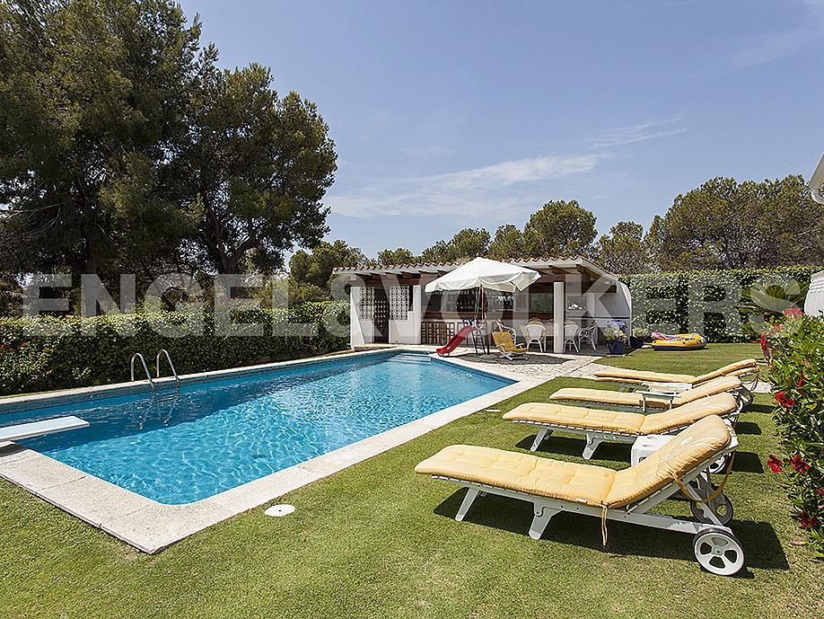 Casa en alquiler en Santa barbara en Sitges - 292415947