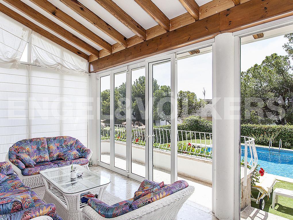 Casa en alquiler en Santa barbara en Sitges - 292415955