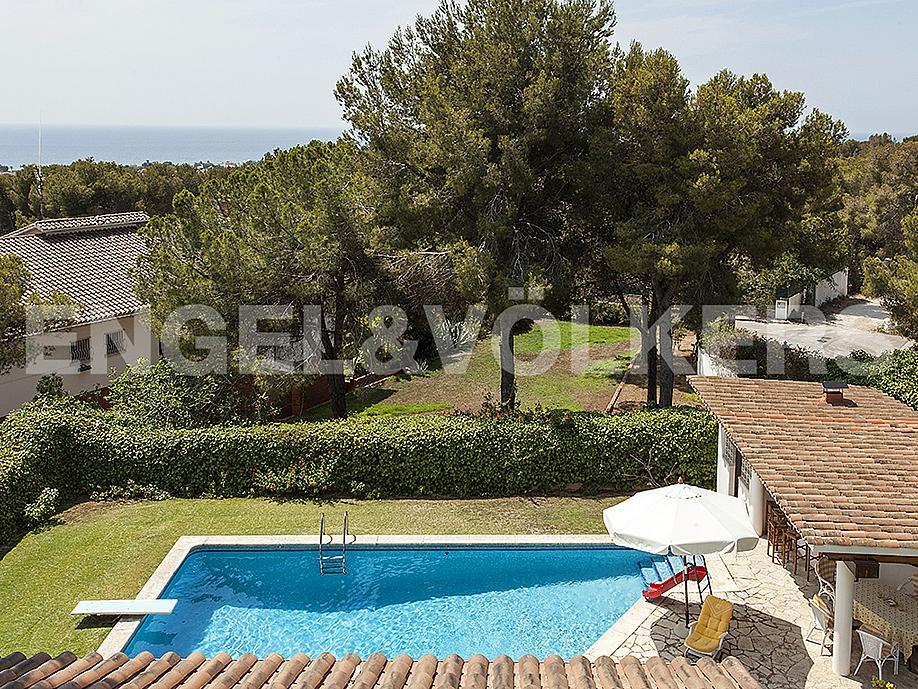 Casa en alquiler en Santa barbara en Sitges - 292416041