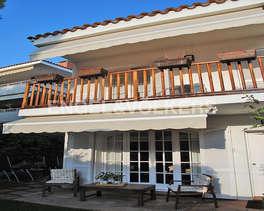 Casa adosada en alquiler en Vinyet en Sitges - 328073605