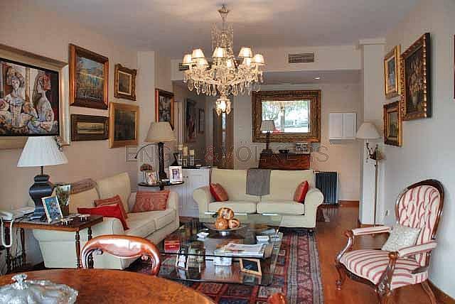 Salón - Apartamento en venta en Can pei en Sitges - 129366351