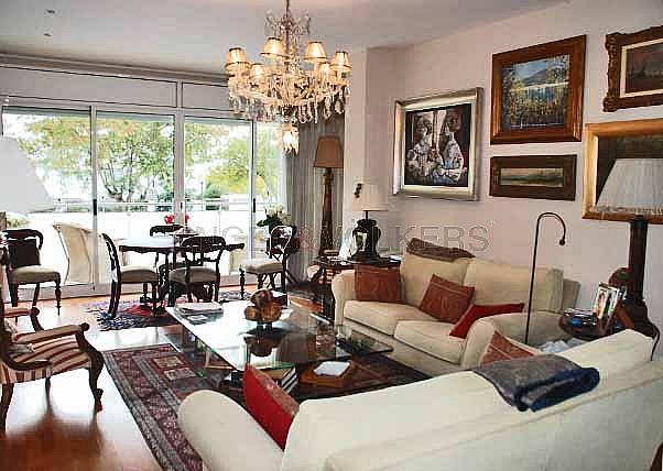 Salón - Apartamento en venta en Can pei en Sitges - 129366362