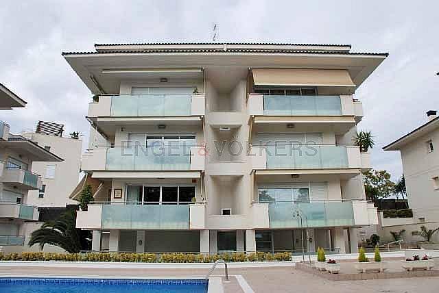 Fachada - Apartamento en venta en Can pei en Sitges - 129366368