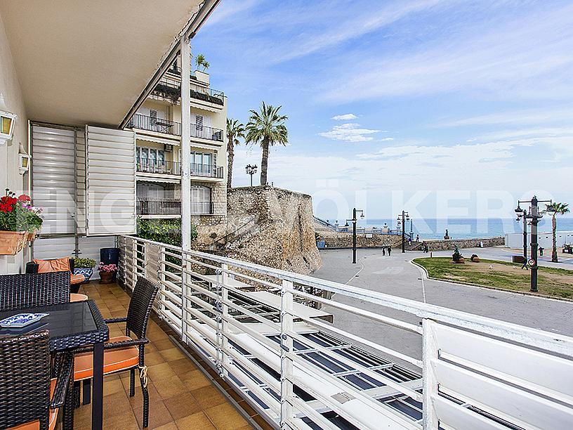 Apartamento en venta en Centre poble en Sitges - 281463787