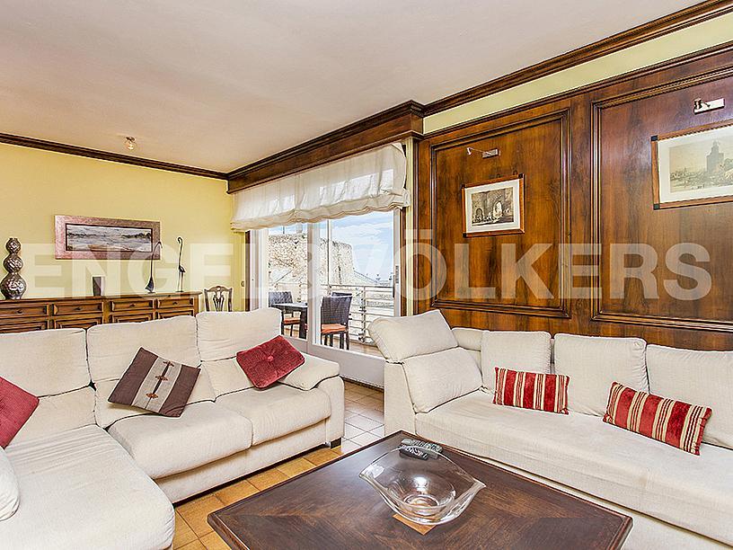 Apartamento en venta en Centre poble en Sitges - 281463793