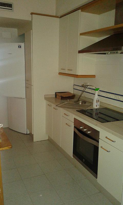 Cocina - Piso en alquiler en Centro en Córdoba - 247779482