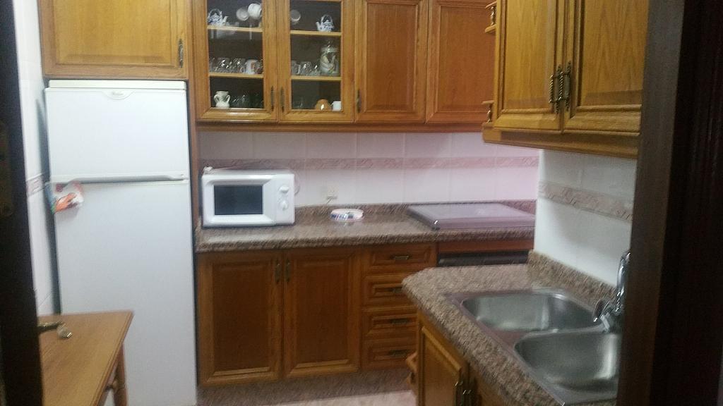 Cocina - Piso en alquiler en Levante en Córdoba - 293135033