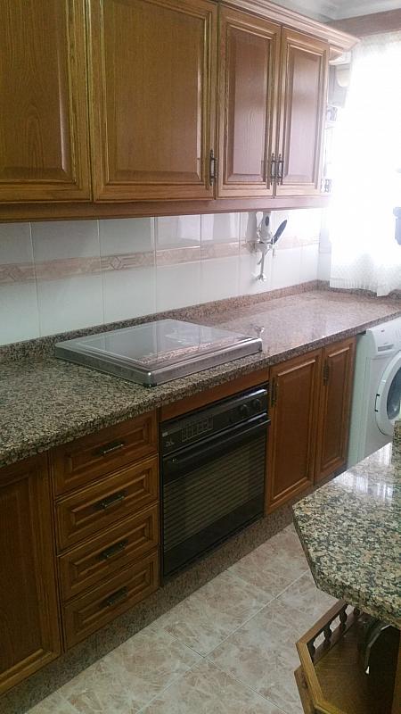 Cocina - Piso en alquiler en Levante en Córdoba - 293135041