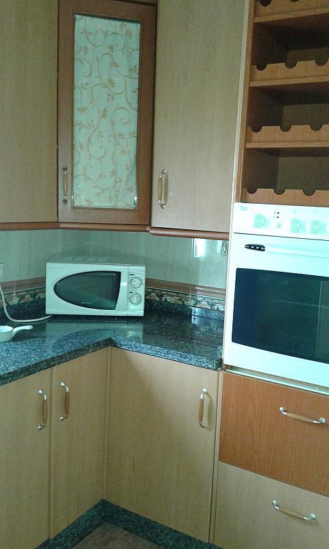 Cocina - Apartamento en alquiler en Centro en Córdoba - 393662316