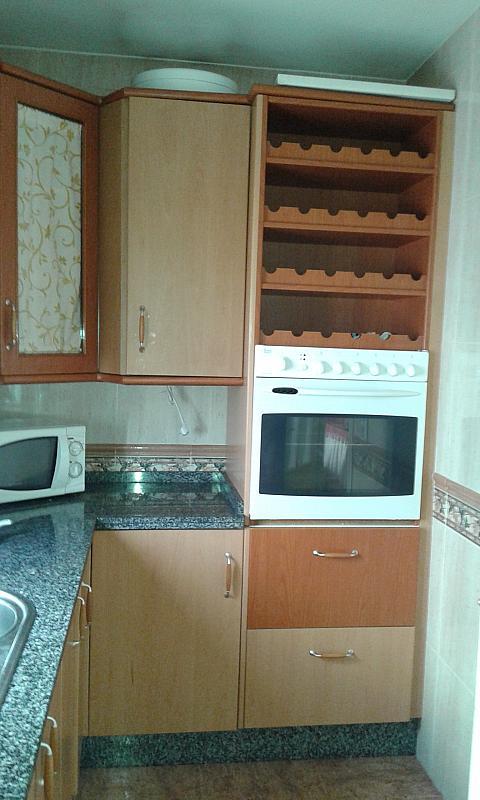 Cocina - Apartamento en alquiler en Centro en Córdoba - 393662327