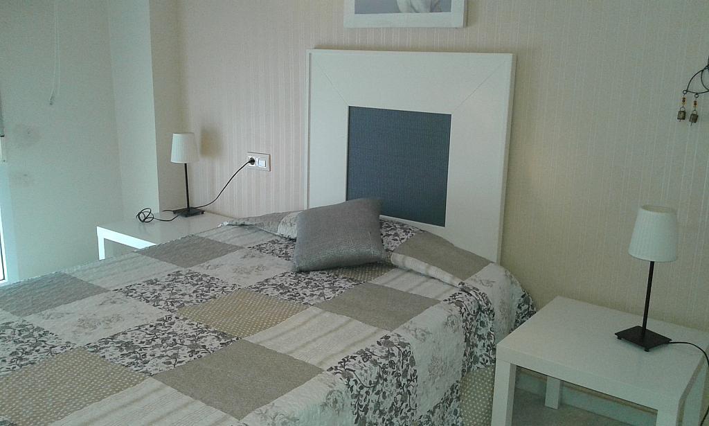 Dormitorio - Apartamento en alquiler en Centro en Córdoba - 393662344