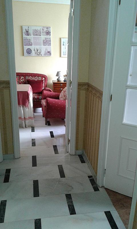 Vestíbulo - Apartamento en alquiler en Centro en Córdoba - 393662377