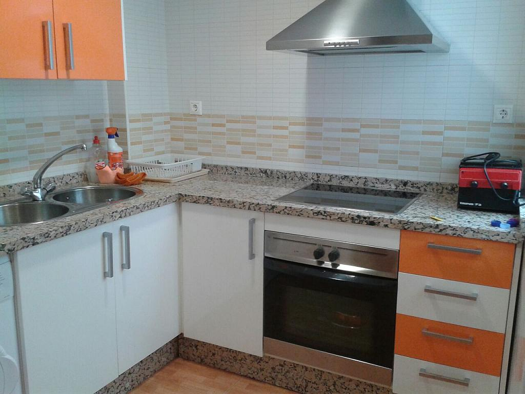 Cocina - Piso en alquiler en Poniente Sur en Córdoba - 202331260