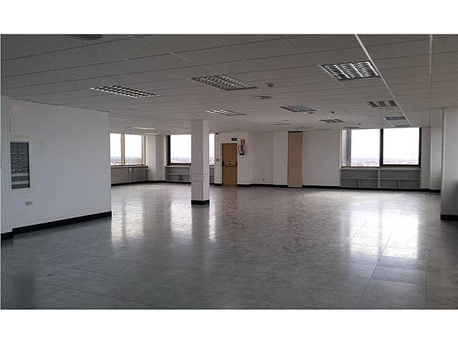Oficina en alquiler en calle Agustín de Foxá, Chamartín en Madrid - 301242008