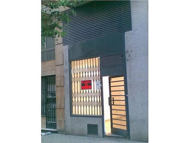 Local comercial en alquiler en calle Gandía, Adelfas en Madrid - 321083483