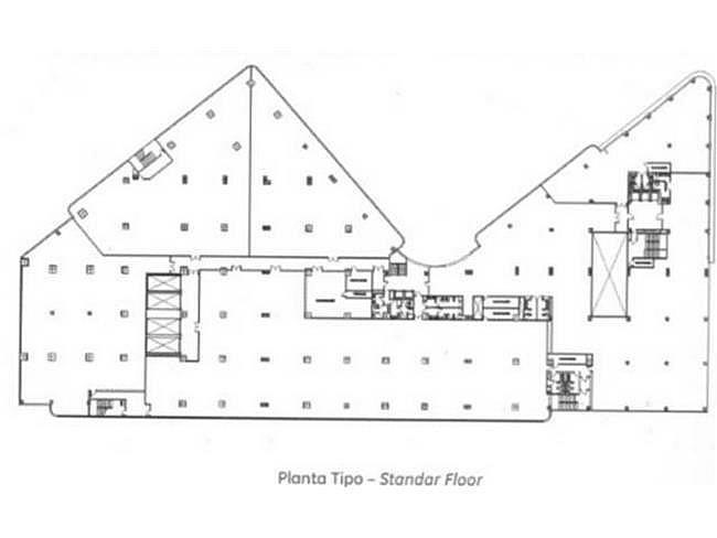 Oficina en alquiler en calle Trespaderne, Barajas en Madrid - 323344722