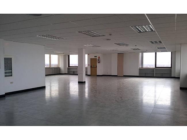 Oficina en alquiler en calle Castellana, Chamartín en Madrid - 323344881