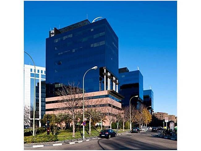 Oficina en alquiler en calle Avenida de Burgos, Chamartín en Madrid - 330685437