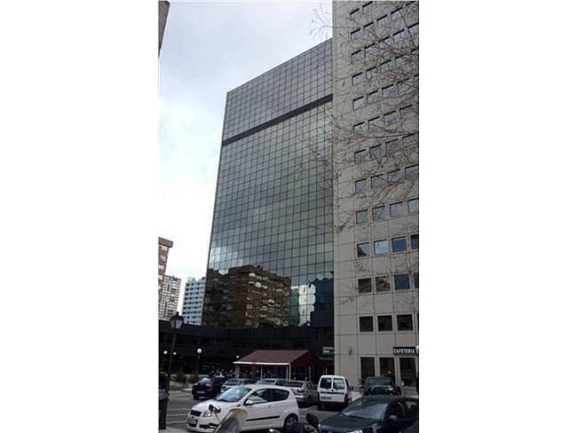 Oficina en alquiler en calle De Burgos, Chamartín en Madrid - 251784988