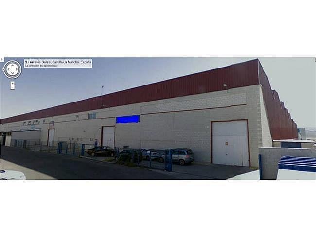 Nave industrial en alquiler en calle De la Barca, Alovera - 321084392