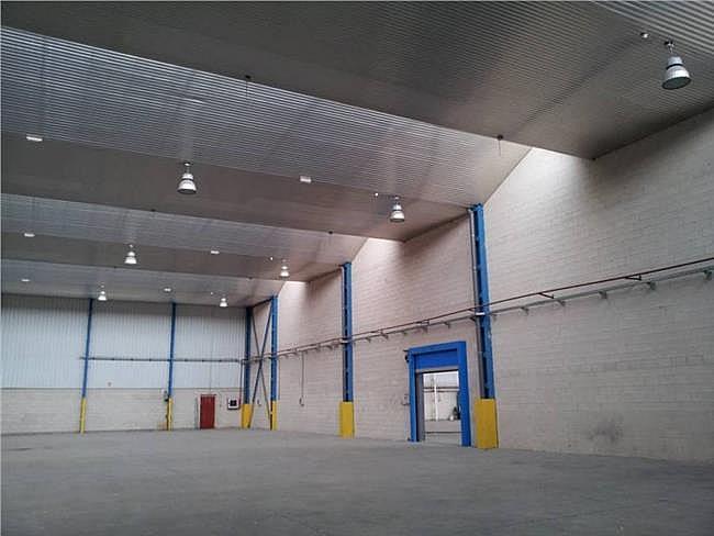 Nave industrial en alquiler en calle De la Barca, Alovera - 321084395
