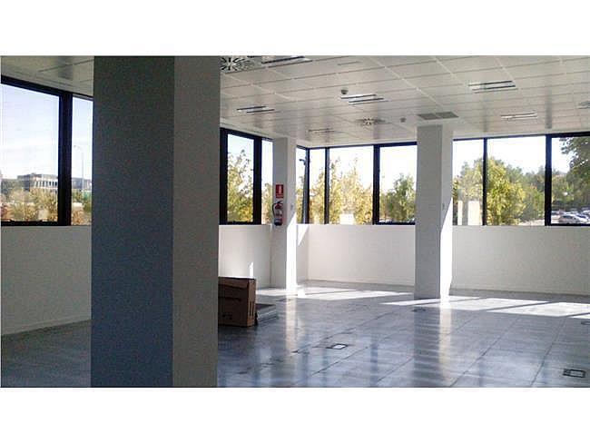 Oficina en alquiler en calle De Bruselas, Alcobendas - 348269898