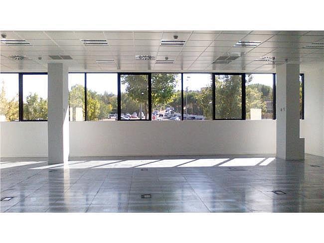Oficina en alquiler en calle De Bruselas, Alcobendas - 348269901