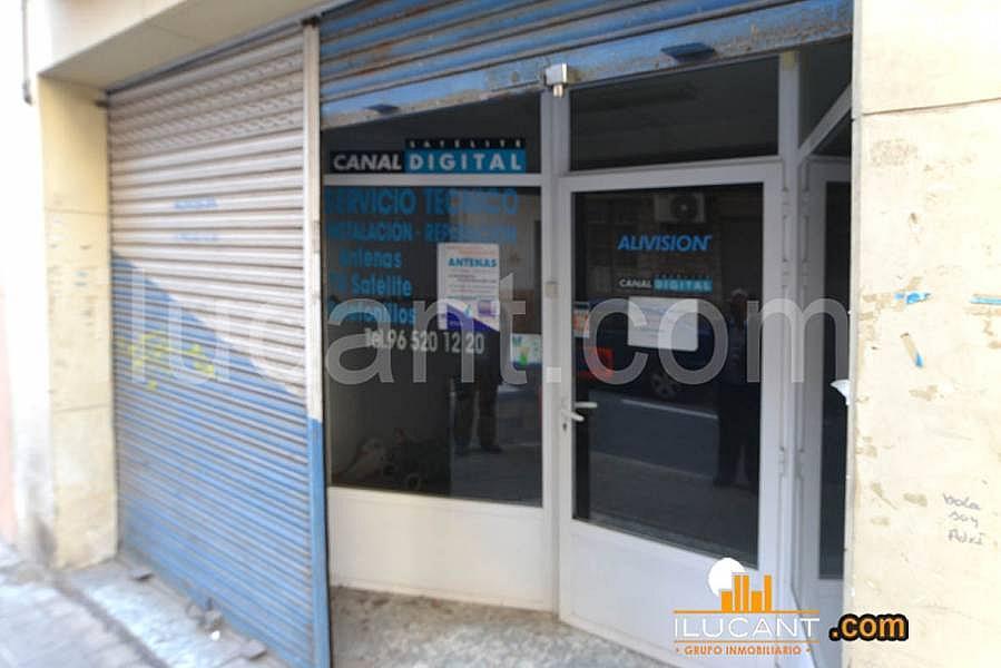 Foto - Local comercial en alquiler en Carolinas Altas en Alicante/Alacant - 309762703