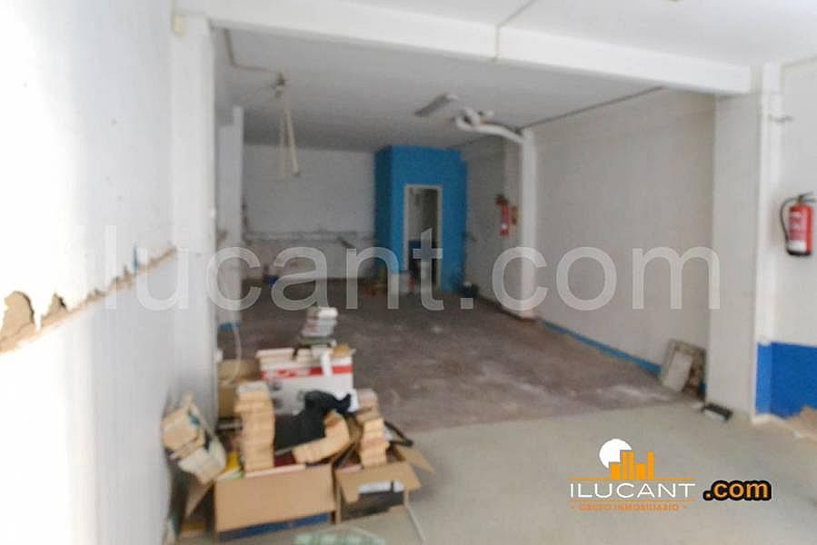 Foto - Local comercial en alquiler en Carolinas Altas en Alicante/Alacant - 309762706